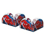 Porta Forminha Ultimate Spider Man - 50 Unidades