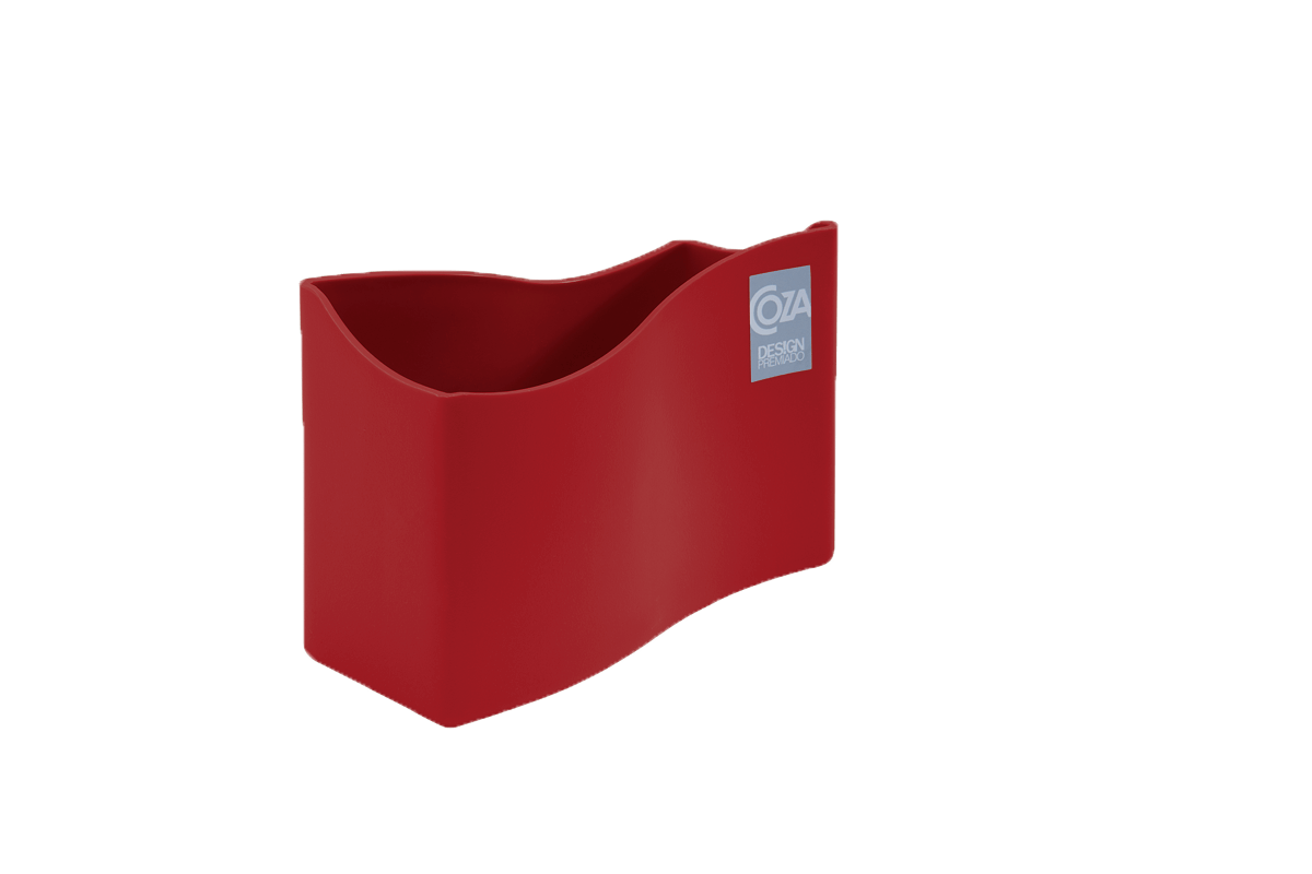 Porta Guardanapo Cozy 13,7 X 6 X 10 Cm Pimenta Coza