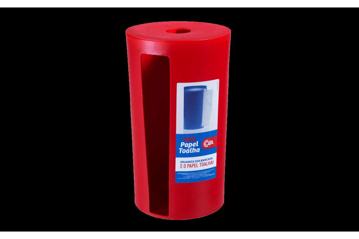 Porta Papel Toalha - Sobre a Pia PP Ø 14,3 X 25,3 Cm Pimenta Coza