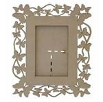 Porta Retrato Borboletas 10x15 - Mdf Laser