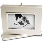 Porta-Retrato C/ Álbum 10x15cm e 20 Fotos - Prestige