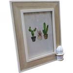 Porta Retrato Cactus Spines 10x15cm