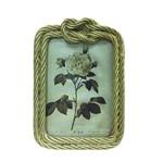 Porta-Retrato Cordas com no 10X15 Dourado