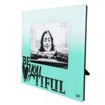 Porta Retrato de Vidro 10x15 Espelhado - Beyoutiful