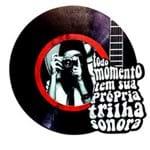 Porta Retrato Disco de Vinil Trilha Sonora