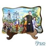 Porta-Retrato Dom Bosco - Modelo 1 | SJO Artigos Religiosos
