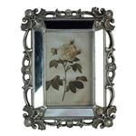 Porta Retrato Espelhado 10x15 Cm Prata