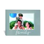 Porta-retrato Familia 15x20 Cinza