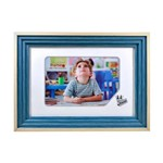 Porta Retrato Infantil Príncipe 15x10 Cm Foto Moldura Mesa