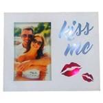 Porta Retrato Luminoso Kiss me