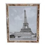 Porta Retrato Marrom para 1 Foto 10x15cm Clean Prestige