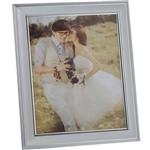 Porta Retrato Momentos 13x18cm - Lyor Classic - Prata