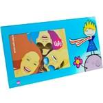 Porta-Retrato Temático Longo Le Petit 10x15cm Azul - Uatt?