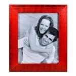 Porta Retrato Trancoso Vermelho 20x25 Foto Fotografia Mesa