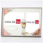 Porta Retrato Wedding 10x15cm - Lyor Design