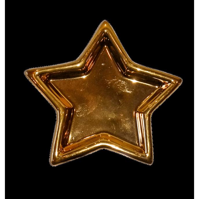 Porta Treco ou Jóias Estrela Dourado