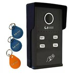 Porteiro Coletivo Smart 4 Pontos Rfid Tags LR804R Líder