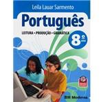 Portugues Leitura Producao Gramatica 8 Ano - Moderna