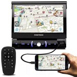 Pósitron DVD Retrátil Sp6330bt Bluetooth Espelhamento Android