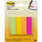 Post-It Flags Papel 4 Cores - 3M