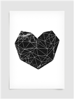 Poster Coração A3