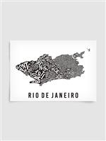 Poster Rio de Janeiro A2