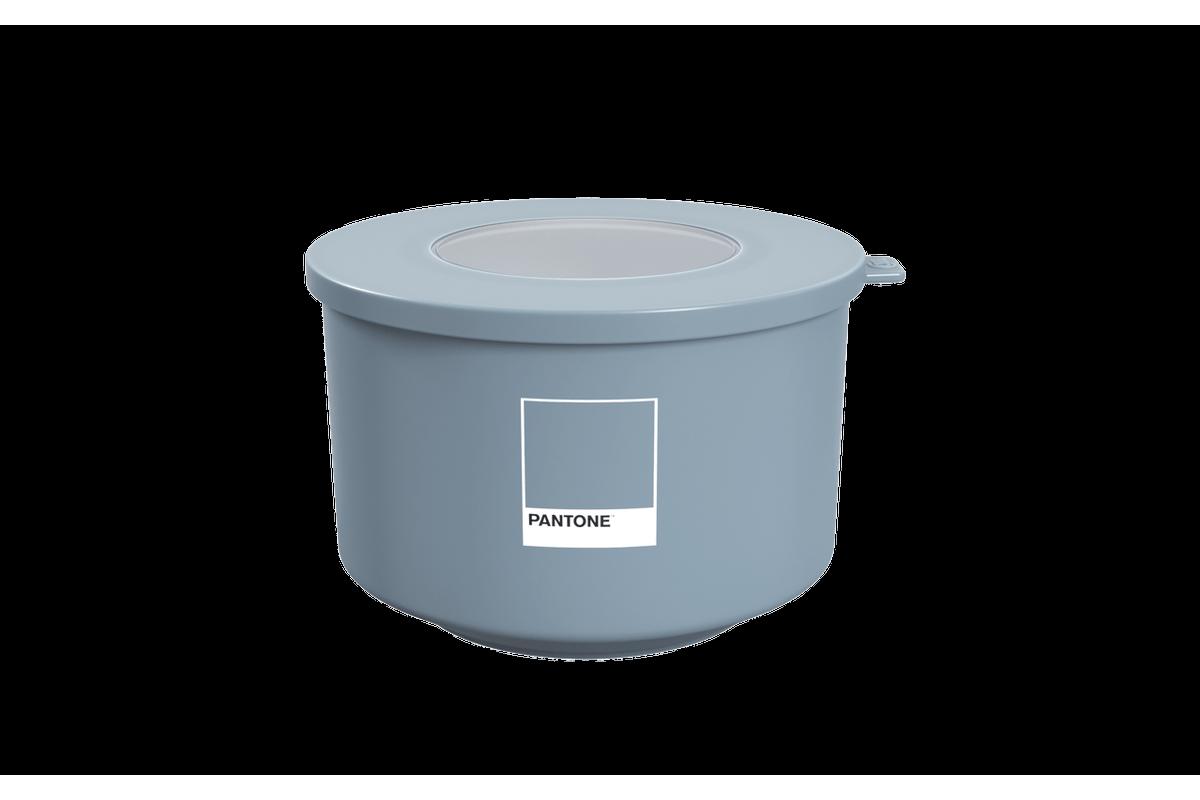 Pote Hoop 1L 14,9x16x9,7ccm Azul Pantone Coza