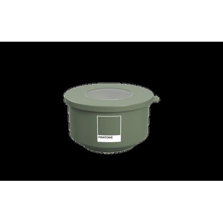 Pote Hoop 500ml 12,4x13,2x7,2cm Verde Pantone Coza