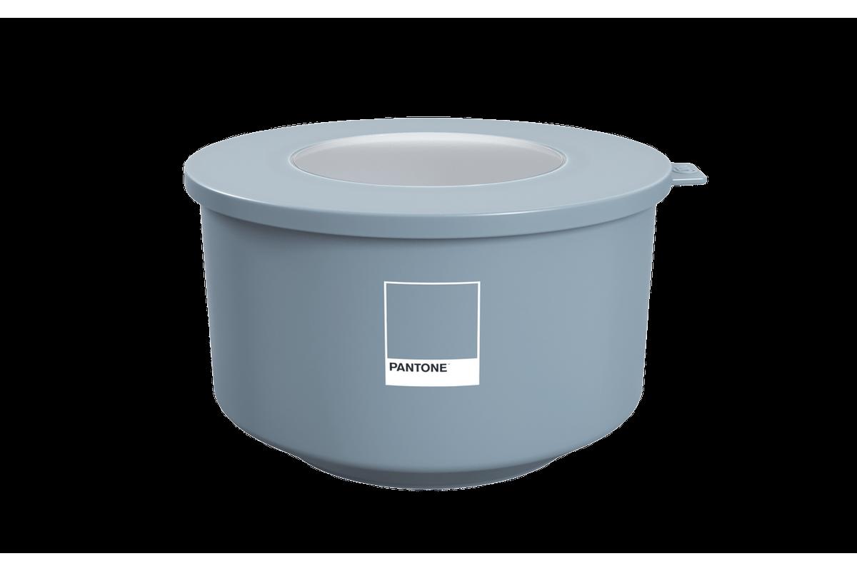 Pote Hoop 2L 18,3x19,6x11cm Azul Pantone Coza