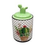 Potiche Decorativo Cactus