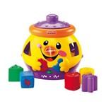 Potinho de Formas Fisher Price - Mattel M3575