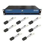 Power Balun HD 8000 Onix Security 8 Canais Completo