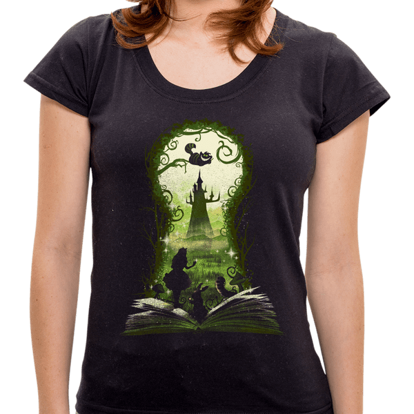 PR - Camiseta Find The Key - Feminina - P