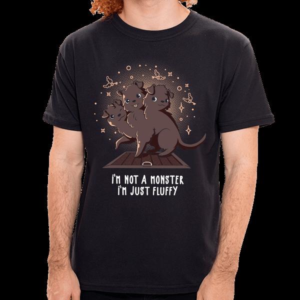 PR - Camiseta Fluffy - Masculina - P