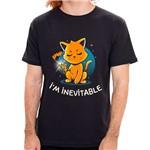 PR - Camiseta I'm Inevitable - Feminina - P