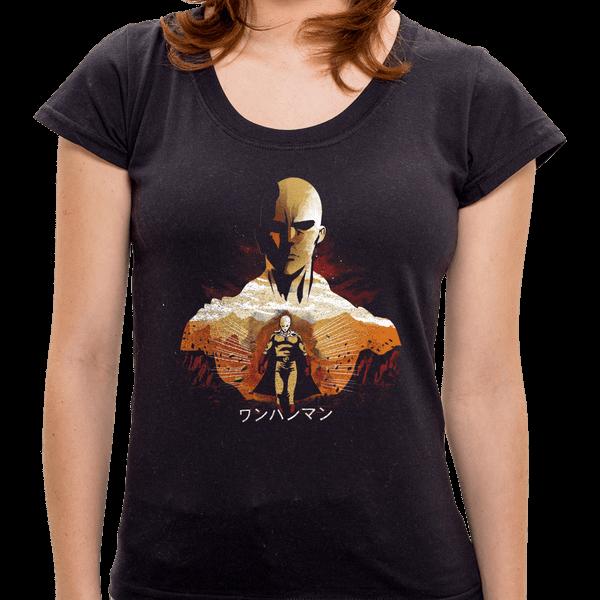 PR - Camiseta Real Punch - Feminina - P