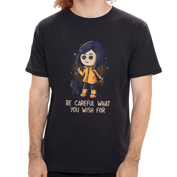 PR - Camiseta What You Wish For - Masculina - M
