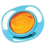 Pratinho Giro Bowl 360° Potinho Mágico Azul Buba Baby 5854