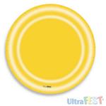 Prato Amarelo - 08 Unidades