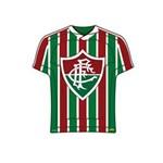 Prato Camisa Fluminense C/ 08 Unidades