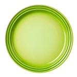 Prato de Cerâmica Le Creuset Verde Kiwi 23 Cm - 15968