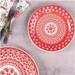 Prato de Sobremesa Renda Oxford Daily Ceramica