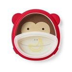Prato de Treinamento Infantil Zoo Macaco - Skip Hop