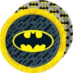 Prato Decartável Batman