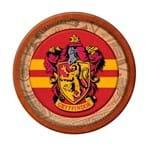 Prato Descartável Harry Potter