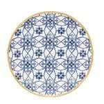 Prato Fundo Coup Lusitana Porcelana 24 Cm Oxford