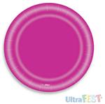 Prato Pink - 08 Unidades