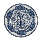 Prato Sobremesa English Blue 22,5cm