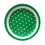 Prato Verde Poá Branco - 10 Unidades
