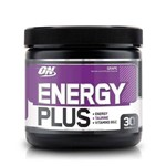 Pré Treino Energy Plus 150g Uva 30 Doses Optimum Nutrition